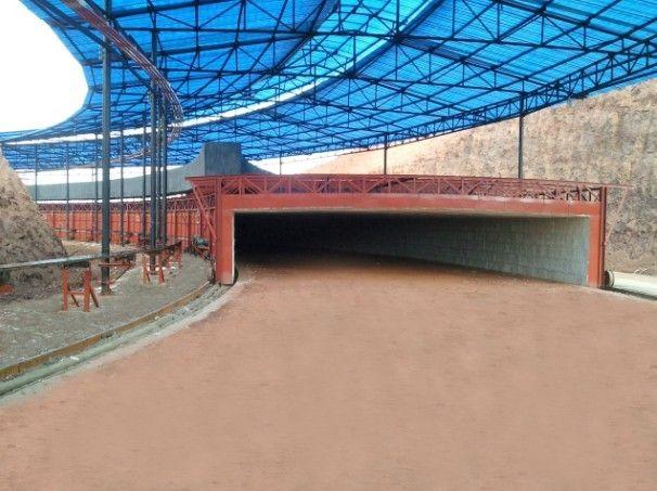 隧道窑工业炉窑用硅酸铝陶瓷耐火纤维折叠模块