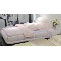A8057軟床|家用軟床|真皮軟床|休閑床|時尚床|雙人床|