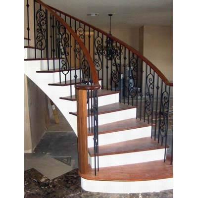 室内栏杆-楼梯