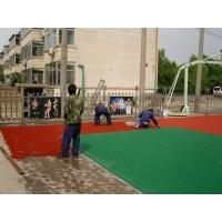 上海塑胶地坪材料
