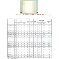 钢管柱型散热器
