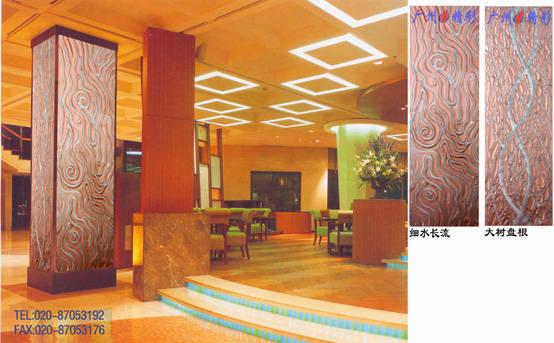美家玻璃-精彩-酒店大堂接待前台