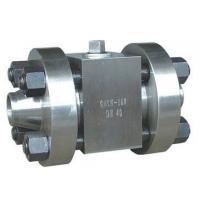 高压对焊球阀Q61N