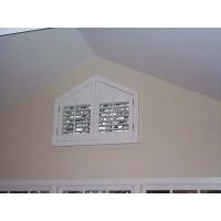 实木透气窗  百叶窗  别墅透气窗