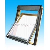 铝合金中悬式斜屋顶天窗
