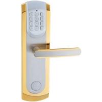 家庭锁/办公锁/公寓锁/密码锁968AK-M(金边钢)