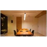 黄花梨餐桌 实木大板