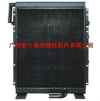 神钢200-6挖掘机液压油散热器