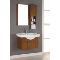 [厂家直销] 橡木浴室柜 浴室柜 PVC浴室柜 卫浴 淋浴房