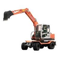 福建新源轮式挖掘机