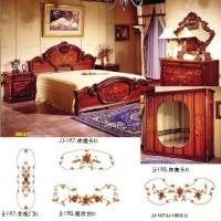 家具水移画_卧室家具水移画_床头柜家具水移画