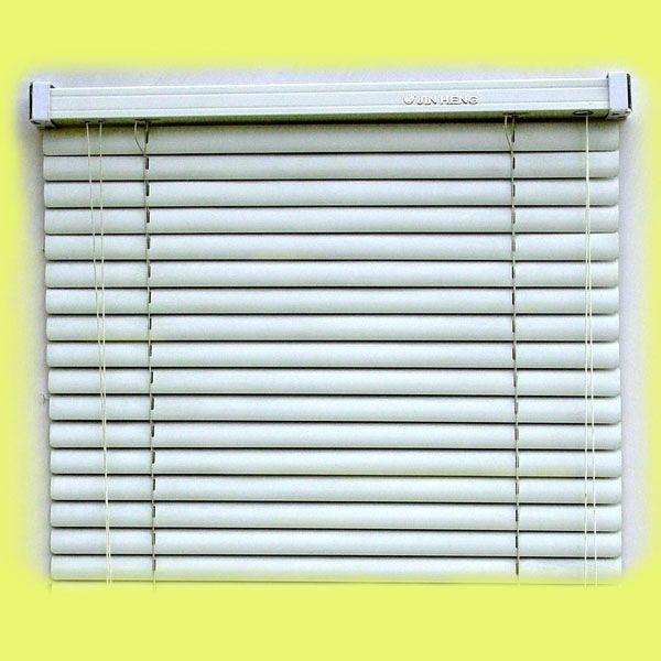 铝合金配色3.5cm百叶窗(梯绳式)|金恒窗帘