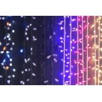 安装闪光节能星星灯串 亮化工程专用的挂树景观彩灯