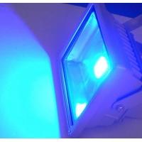 led投光灯 是广告招牌投光的射灯 防水效果好 灯箱投光射灯