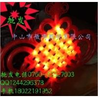 专业供应国庆春节景观亮化中国结系列