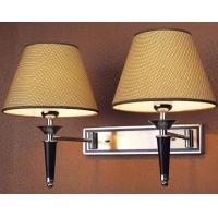 防潮灯罩,防尘灯罩,客房灯,客房壁灯,布灯罩,羊皮纸灯罩
