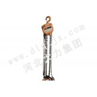 手拉葫蘆 HS-VT系列0.5噸手拉葫蘆