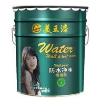 防水净味墙面漆