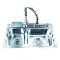 苹果王卫浴-不锈钢水槽