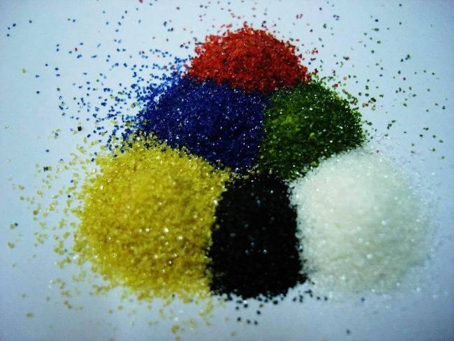 玻璃砂,玻璃颜料,玻璃颗粒,玻璃油墨 梦幻砂,透明砂,浮雕砂