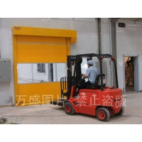 北京万盛生产自动快速门,高速门