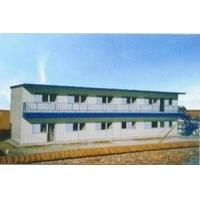 北京森达钢结构彩钢房 活动房 阳光棚
