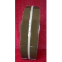 粉末涂料彩色铝卷带-125MM古铜色铝卷
