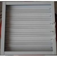 加工定制隔音防水铝合金百叶窗
