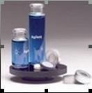 顶空样品瓶、瓶盖、隔垫和样品瓶盒子
