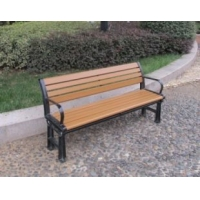 铸铁公园椅/铝合金园林椅/铸铝休闲椅/户外长椅