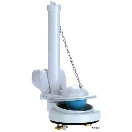 坐便器排水阀体安装图解