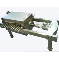 BAQ系列320型不锈钢压滤机