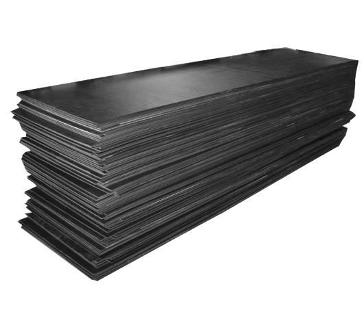 PE板塑料板HDPE黑色塑料板黄色绿色PE板