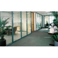 办公隔断、玻璃隔断、高隔断、高隔墙、百叶隔断、玻璃隔断
