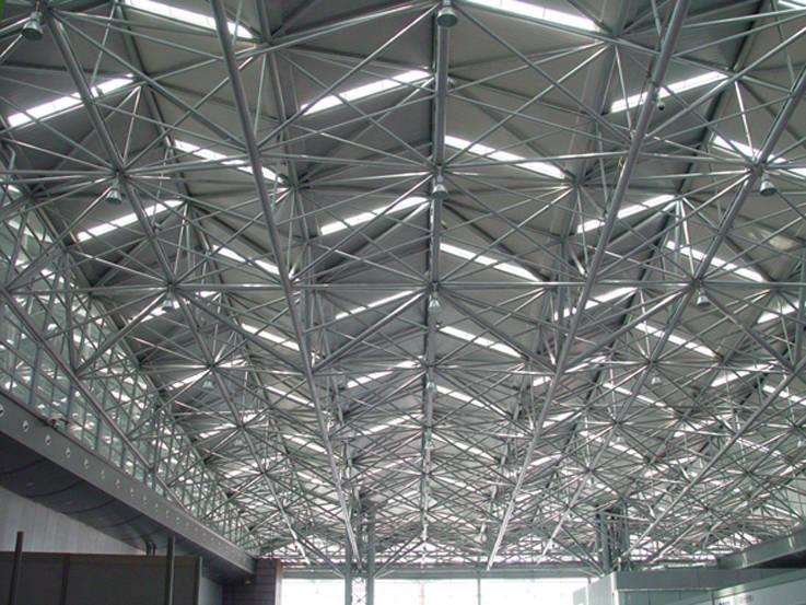 建材产品 钢结构 网架 产品详细介绍
