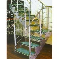 南京楼梯-钢木楼梯-宏伟楼梯-30