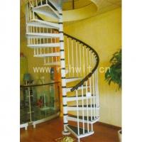 南京楼梯-钢木楼梯-宏伟楼梯-33