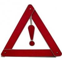 反光型三角警示牌 汽车年检必备