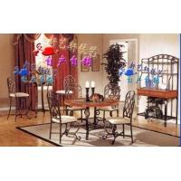 铁艺椅子 欧式风格 客厅椅子 A045