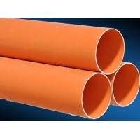 云南CPVC埋地式高压阻燃电缆护套管