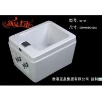 供应宝皇mz-04亚克力足浴盆,洗脚盆