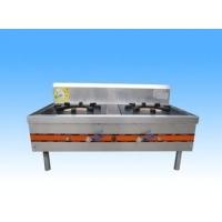 蓝功火箭筒矮汤炉 节能不锈钢熬汤炉 蓝功连体两头矮煲汤炉