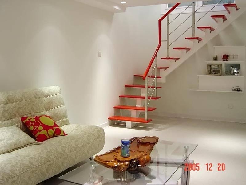 直楼梯间装修效果图