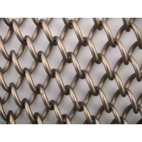 金属窗帘网 金属垂帘网 金属网帘 金属隔断 帘子网