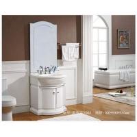 洁仕高卫浴-压克力盆浴室柜 温妮莎700#