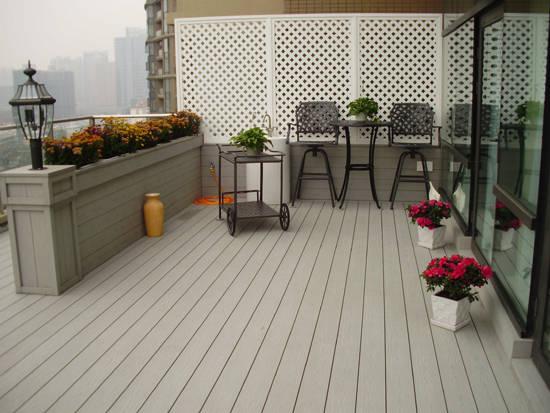 木塑地板安装步骤