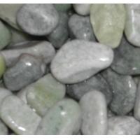 凤凰绿鹅卵石|玉石|桑拿浴装修|大理石|玉石价格|丹东绿