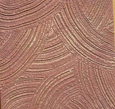 仿石涂料 马来漆艺术涂料特效漆 艺术涂料肌理漆 金箔效果 硅藻泥艺术