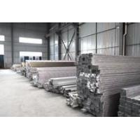 北京76*25铝方管铝型材喷涂坯料
