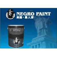 中国十大涂料油漆品牌美国黑人欧标抗纹弹性墙面漆
